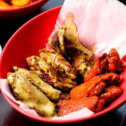 Chicken Wings 8 Piezas