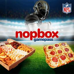 Box 2 + Pizza Peperoni GRATIS