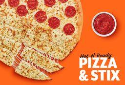 Pizza & Stix