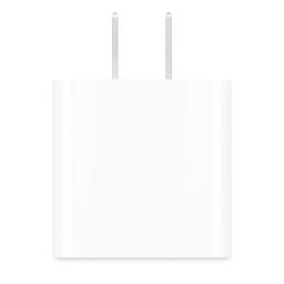 Apple Adaptador de 20W Tipo-C