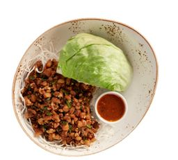 Chicken Lettuce Wraps (6-8 personas)