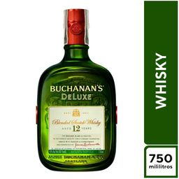 Buchanan's 12 Años 750 ml