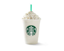 Chocolate Blanco Frappuccino®