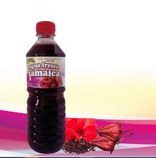 Agua Jamaica 600 ml
