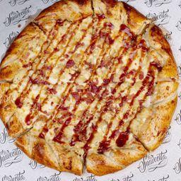 Pizza Mac&Chesse con Refresco 🥤