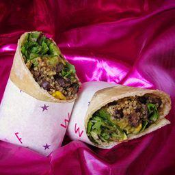 Burritos galácticos de quinoa (2)