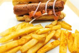 Hot Dog Clásico