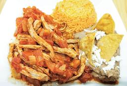 Fajitas Bistec Mexicana