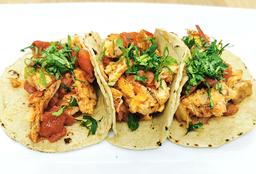 Tacos Fajitas Pollo