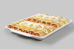 Enchiladas suizas 12 pzas