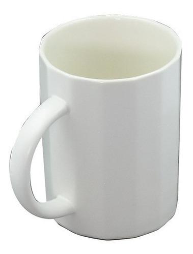 Mumuso Taza de Cerámica Blanca