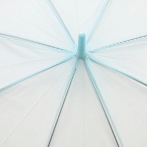 Mumuso Sombrilla Color Gradiente Eva Azul Cielo