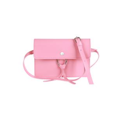Miniso Funda Tipo Bolso Con List�n Rosa 19 x 1 x 13 cm