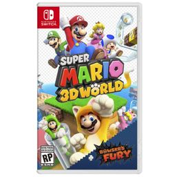Nsw Super Mario 3Dworld + Bowsers