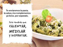 1M Pasta Pesto Basilico