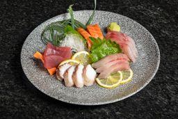 Sashimi De 5 Pescados
