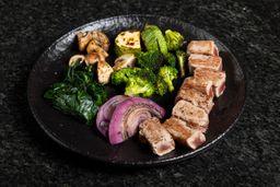 Teppanyaki de Filete de Res