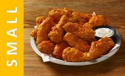 Original Hooters Style Wings Small