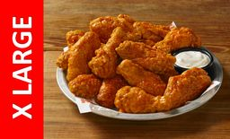 Original Hooters Style Wings L