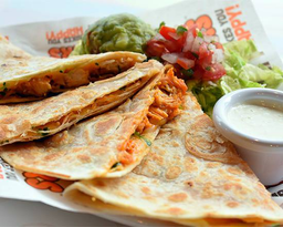 Quesadilla Buffalo Chicken