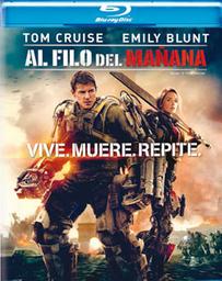 Mixup Blu-Ray y Dvd al Filo Del Mañana