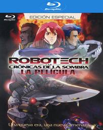 Mixup Blu-Ray Robotech Las Crónicas de la Sombra