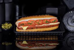Hot Dog Italiano