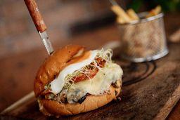 Waco Veggie Burger