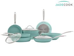 Jade Chef Kit Batería Ollas de Lujo