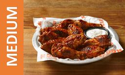 Daytona Beach® Style Wings Medium
