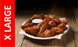 Hooters Smoked Wings XL