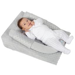 Babies & Kiddies Cojín Antirreflujo Mediano Gris