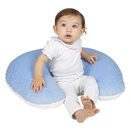 Babies & Kiddies Cojín de Lactancia Azul