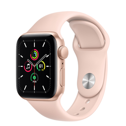 Apple Watch SE Dorado 40 mm GPS + Celular