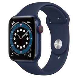Apple Watch S6 Azul 44 mm GPS + Celular