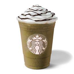Choco mint Frappuccino