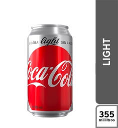 Coca Cola Ligth 355 ml