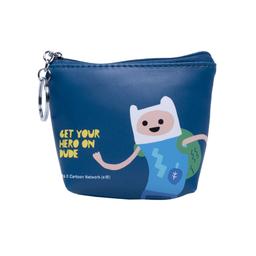 Miniso Monedero en Forma Trapezoidal Mixto Adventure Time