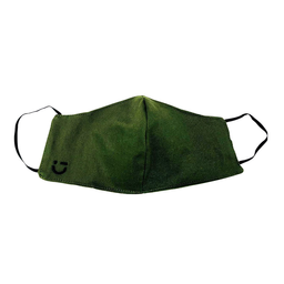 Miniso Cubrebocas Reutilizable Wink Verde Militar