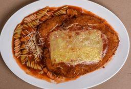 Pechuga de Pollo Parmesana