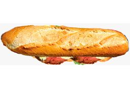 Baguette de Jamón 2