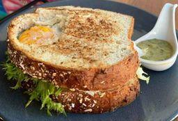 Sándwich Estrellado
