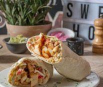 Box Lunch Burrito