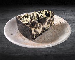 Rebanada Cheesecake Oreo