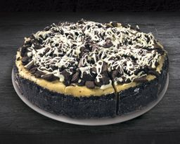 Pastel Cheesecake Oreo Completo