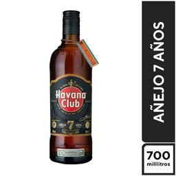 Havana Club 7 Años 700 ml