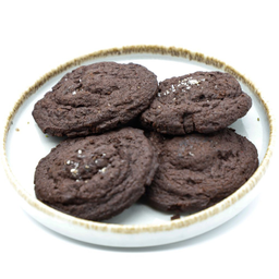 Galletas chocolate y nutella
