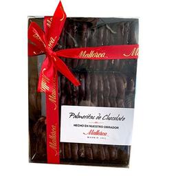 Palmeritas de chocolate (caja)