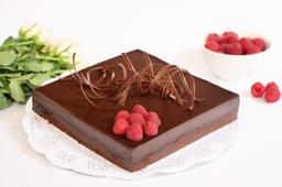 Pastel pasión de chocolate grande