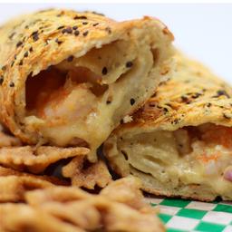 2x1 Shrimp And Chips Dublin Bake